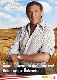 Gruppenavatar von Dr. Jörg Haider war ein wunderbarer Mensch!