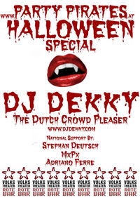 Party Pirates Halloween Special@Rote Bar/Volkstheater