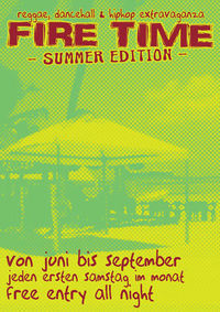 Fire Time Summer Edition@Florido Beach