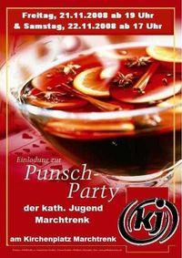 Punsch-Party@Kirchenplatz