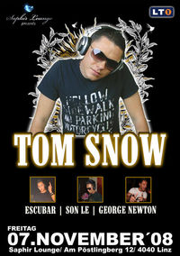 Tom Snow @ Saphir@Saphire Club