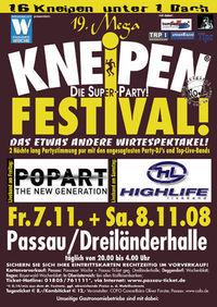 19. Mega-Kneipen-Festival@Dreiländerhalle