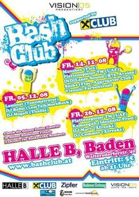 Bash Club@Halle B