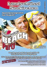 Beach-Party@Disco Landschlössl