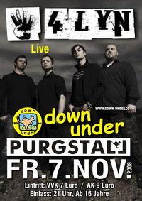 4lyn Live @ Down Under@Down Under