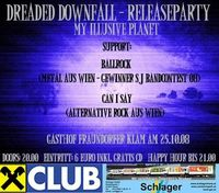 Dreaded Downfall CD-Release-Party @Gasthof Fraundorfer