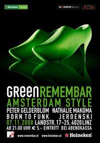Heineken Green Club -Amsterdam Style