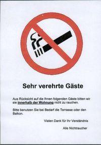 Rauchen.... nein danke