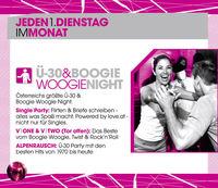 Ü-30 & Boogie Woogie Night | Live: Die 3@Praterdome