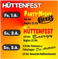 Hüttenfest Dingdorf@ -