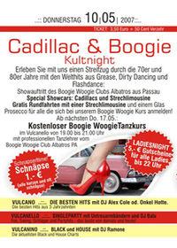 Cadillac & Boogie Kultnight@Vulcano