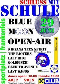 Blue Moon Festival@Sportplatz Frankenfels