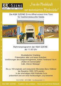 Mercedes Oldtimer Treffen@K&K Szene Enns