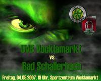 UVB Vöcklamarkt vs Bad Schallerbach@Sportzentrum V-markt