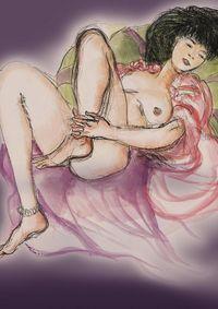 Dina Larot - Starke Frauen – Neue Ölbilder und Aquarelle und Kunst-Kalender 2009 @Urania