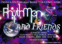 RhythMen and Friends@Postgarage