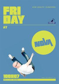 Friday with Stephan Bodzin@NOVA