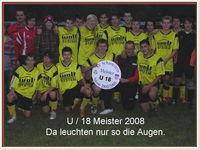 Gruppenavatar von SVS U18 MEISTERTITEL 2008