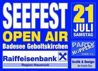 Seefest@Badesee Geboltskirchen
