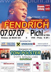 Rainhard Fendrich@Open Air Gelände