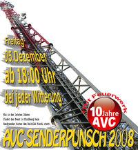AVC Senderpunsch@AVC 22
