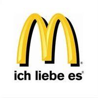 McDonalds braucht einen Lieferservice