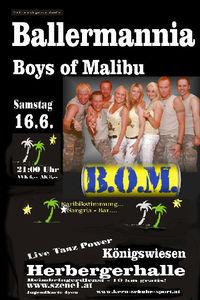 Ballermannia 2007@Herbergerhalle