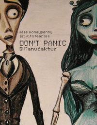 Don't Panic@Manufaktur