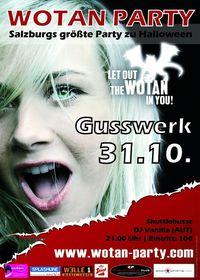 Wotan Party - Salzburgs größte Party zu Halloween
