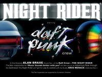 Night Rider - Alan Braxe@Babenberger Passage