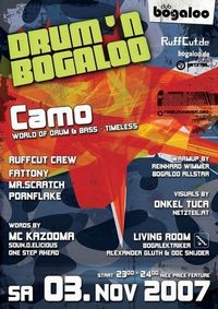 Drum n Bogaloo feat. Camo@Club Wirr