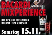 Bacardi Mixperience