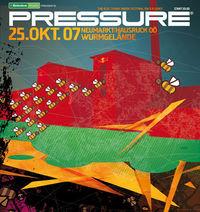 Pressure presented by Heinekenmusic