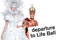 departure to Life Ball