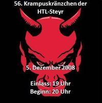 56. Krampuskränzchen der HTL - Steyr@Stadtsaal Steyr
