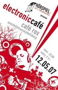 Electronic Café N°2@WM Café Rox