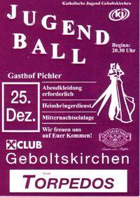 Jugendball Geboltskirchen@Gasthaus Pichler