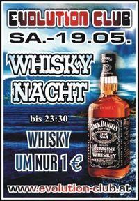 Whisky Night@Evolution Club