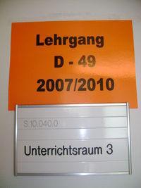Gruppenavatar von Landes Nervenklinik Wagner Jauregg Lehrgang D49