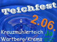 Wartberger Teichfest07@Kreuzmühlerteich
