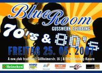 Blue Room -70s/80s Clubnight
