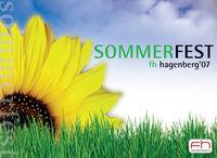 Sommerfest der FH Hagenberg@Fh Gelände