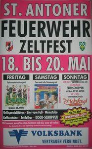Feuerwehrfest St. Anton@Florianiplatz