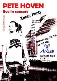 Xmas Party@Café Arkade