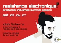 Resistance Electronique?@Club Fisher´s