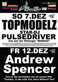 Andrew Spencer live@La Bomba