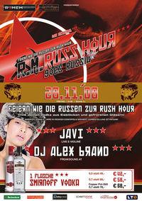 Russ Hour- feiern wie die Russen zur Rush Hour