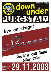 Sharona live on Stage@Down Under
