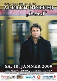 Alfred Dorfer - Fremd@VAZ Manglburg