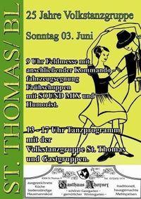 Früschoppen St. Thomas/Bl.@Sportplatz